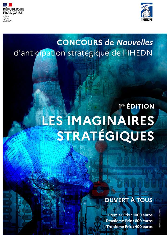 Les « Imaginaires Stratégiques » de l'IHEDN 2021