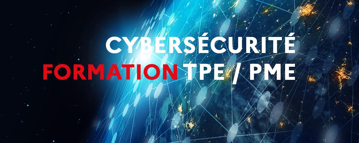 """IHEDN-IE-Formation """"Cybersécurité TPE / PME"""""""