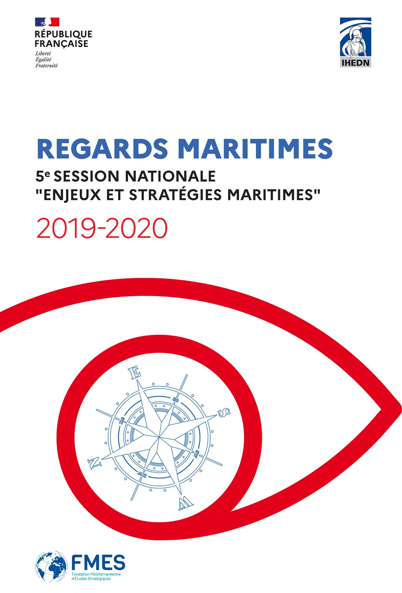 """REGARDS MARITIMES - 5e SESSION NATIONALE - """"ENJEUX ET STRATÉGIE"""