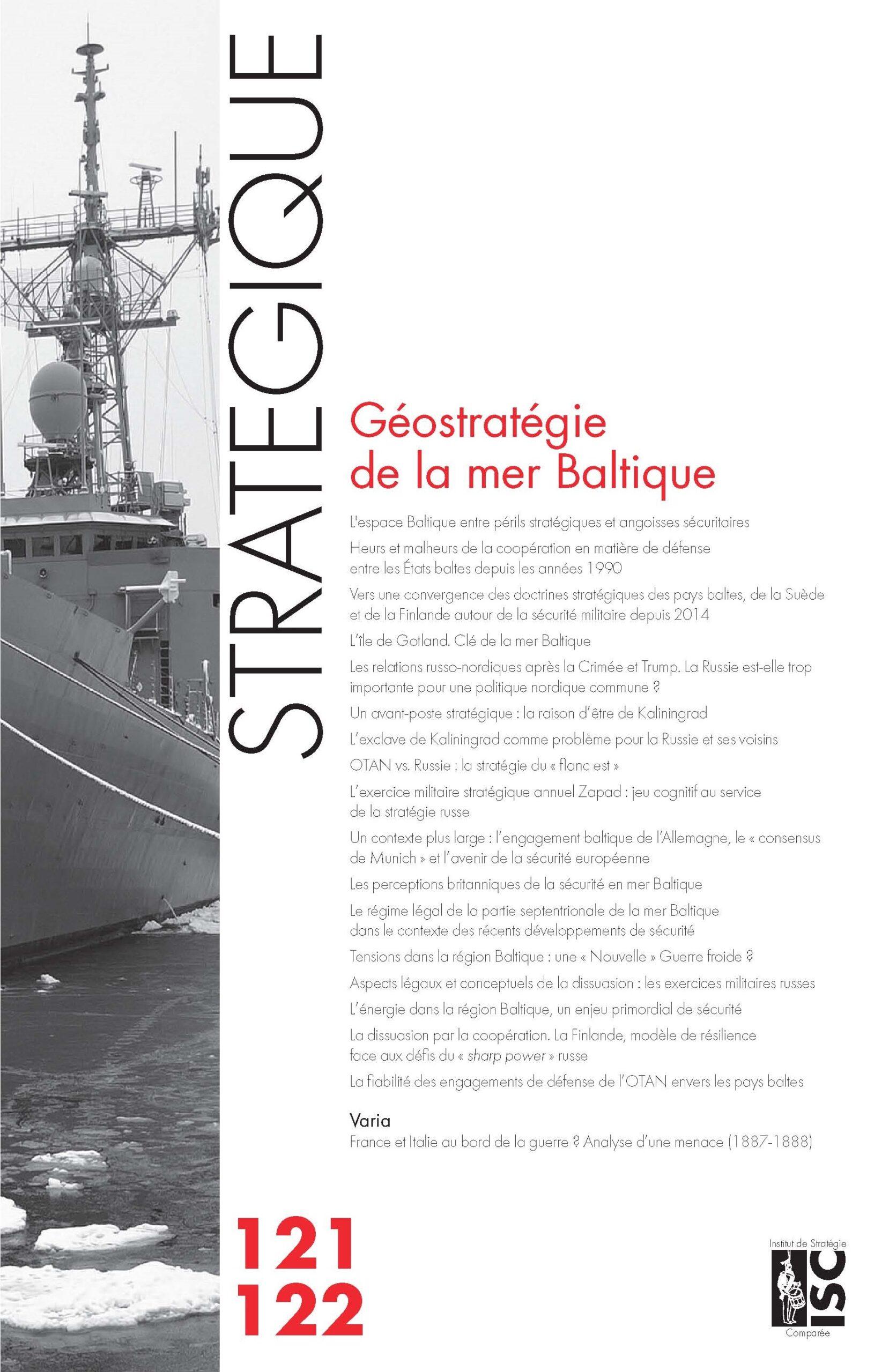 Živilė Kalibataitė-Heurs et malheurs de la coopération en matière de défense entre les États baltes depuis les années 1990