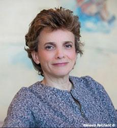 Marie-Laure DENIS, Conseiller d'État, Présidente de la CNIL - Photo ©Alexia Perchant