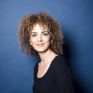 IHEDN | Leïla Slimani, Prix Goncourt 2016, rejoint le jury des Imaginaires Stratégiques de l'IHEDN - ©Francesca Mantovani©