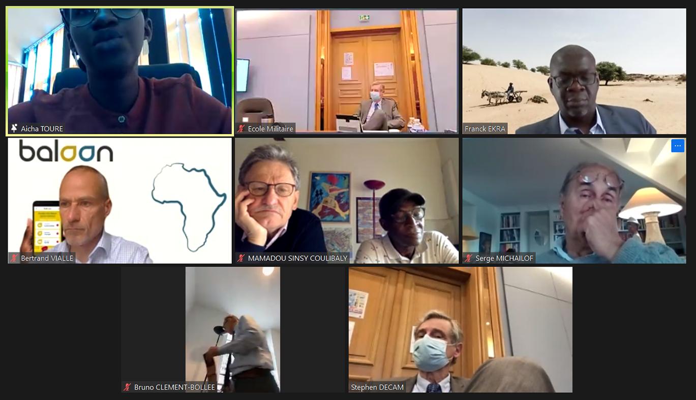 3e Séminaire IHEDN CCE -Afrique en mouvement