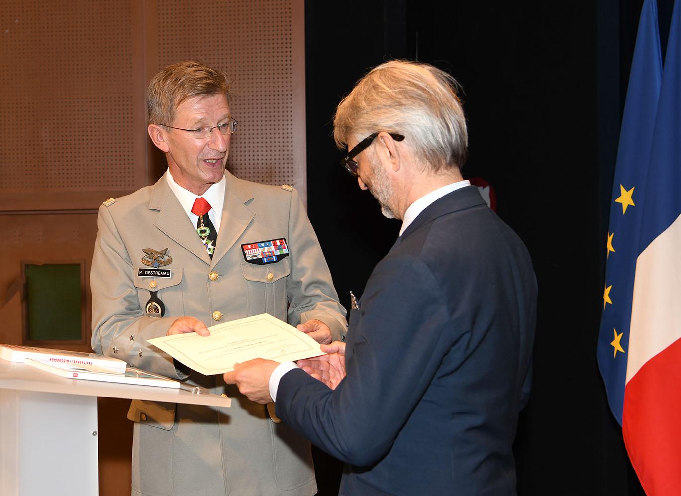 © IHEDN © Clôture de la 73e session nationale Politique de défense