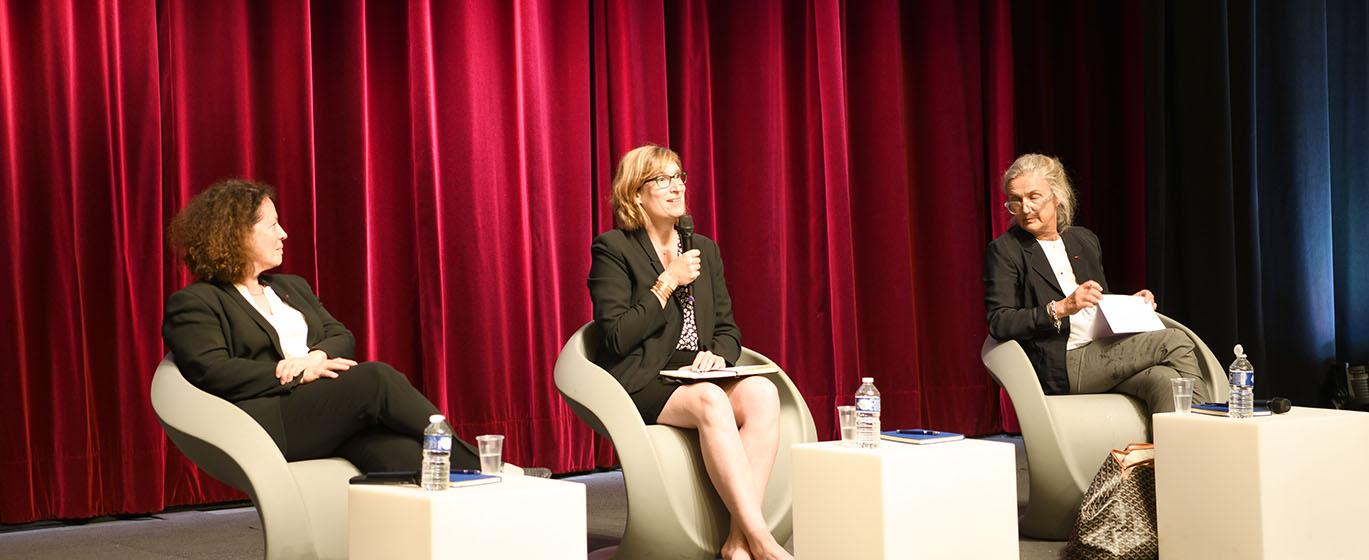 © IHEDN © 6e SN ESM : Mise en perspective du thème de la « Souveraineté » par S.E.M. Sylvie Bermann et Madame Nathalie Delapalme