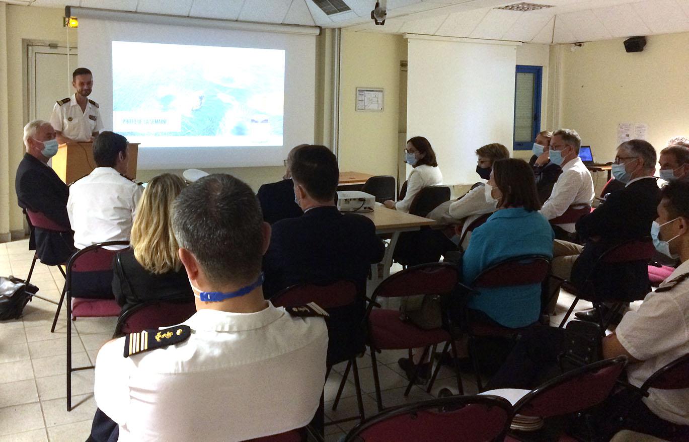 © IHEDN © La 6e session « Enjeux et stratégies maritimes » accoste enfin à Toulon