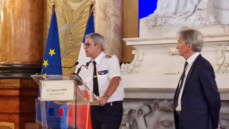 ©IHEDN © La 223e session en région PACA au Palais préfectoral de Nice