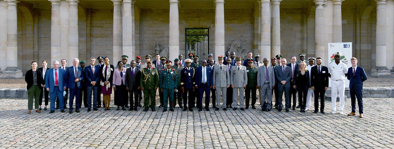 © IHEDN © 21e Forum de l'IHEDN sur le continent africain (FICA)