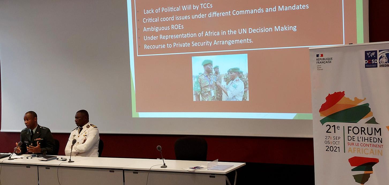 ©IHEDN - 21e Forum de l'IHEDN sur le continent africain-002